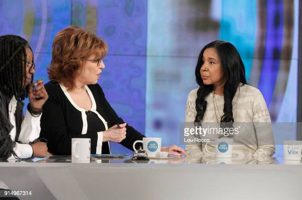 "Original co-host of ""The View"" Star Jones guest co-hosts; Eric Garner's widow Esaw Snipes and Linsey Davis are guests today, Tuesday, February 6,..."