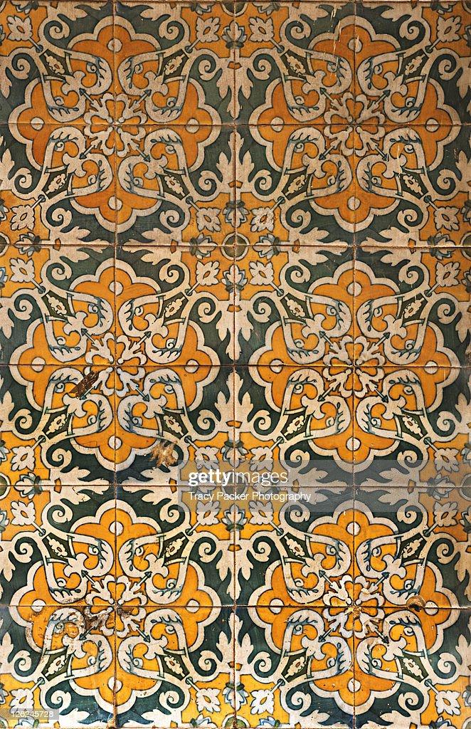 Original Decorative Ceramic Tiles In Barcelona Stock Photo Getty