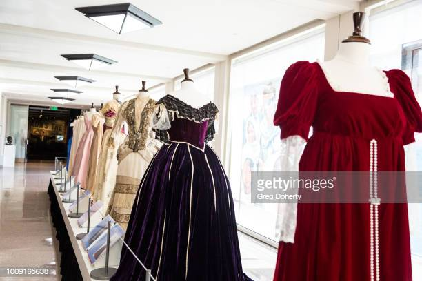 Original dresses and exact replicas of dresses worn by former First Ladies Barbara Bush Nancy Davis Reagan Rosalynn Carter Jacqueline Kennedy Anna...
