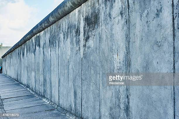 original piece of the berlin wall - reunification stock pictures, royalty-free photos & images