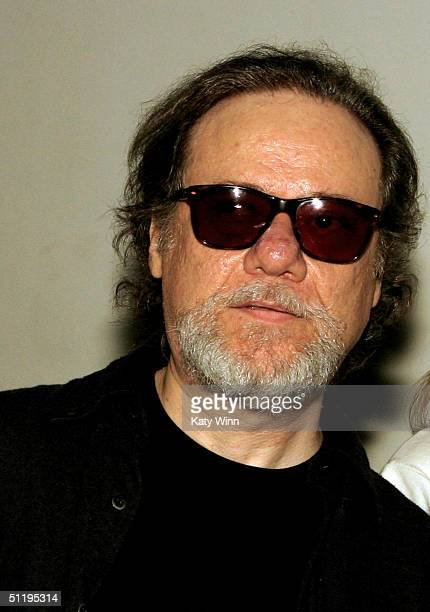 """Original Ramones Drummer, Tommy Ramone attends the premiere of """"End Of The Century: The Story Of The Ramones""""at CBGB, on August 19, 2004 in New York..."""