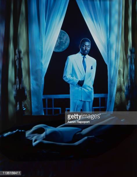 Original rapper Big Daddy Kane poses for a portrait in Los Angeles, California.