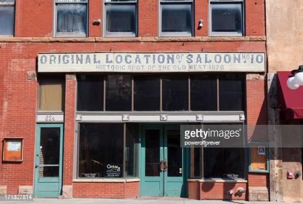 Original Saloon No.10 - Deadwood, South Dakota