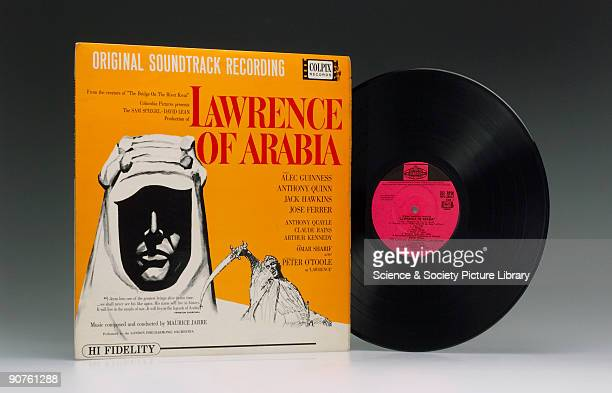 Original soundtrack recording composed and conducted by Maurice Jarre and performed by the London Philharmonic Orchestra and produced by Colpix...