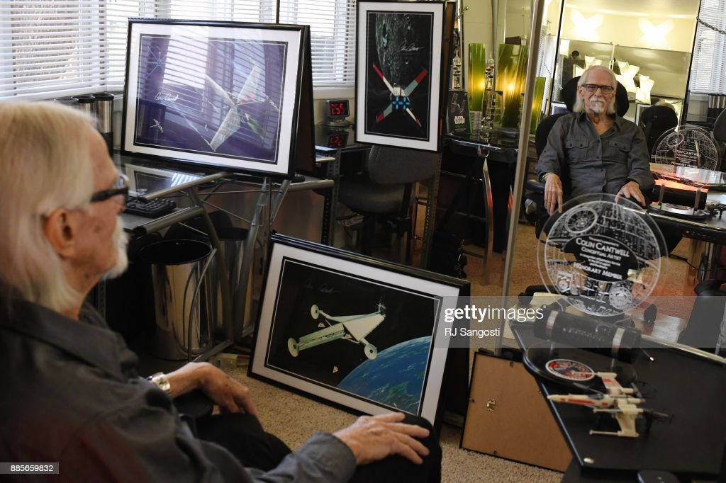 Star Wars production designer : News Photo