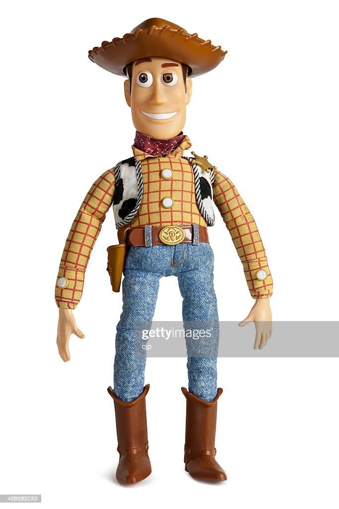 Original Toy Story Woody Cowboy Doll High Res Stock Photo Getty