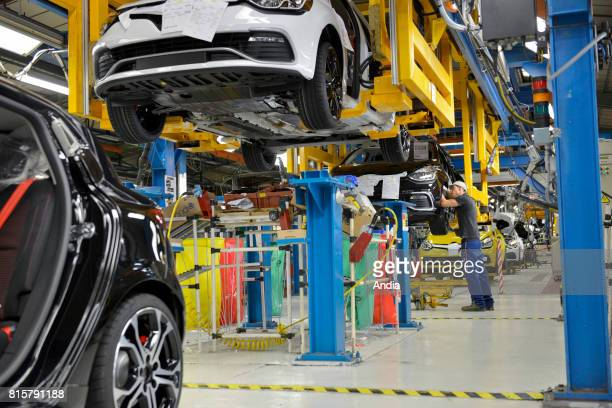 Originally called the Dieppe Renault factory it's now called the Dieppe Alpine Renault factory The Bollore electric Bluecar and the Clio RS are...