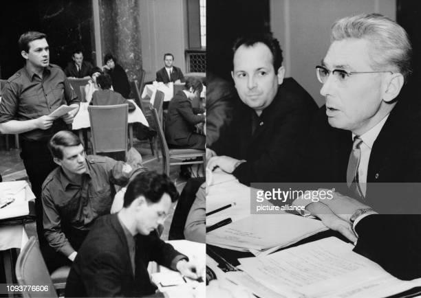 OriginalPressemeldung des DDRNachrichtendienstes ADN auf der Rückseite des Bildes '2441968 BerlinOB Fechner beriet mit Schrittmachern Im Wappensaal...