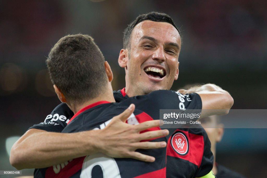 A-League Rd 20 - Western Sydney v Newcastle