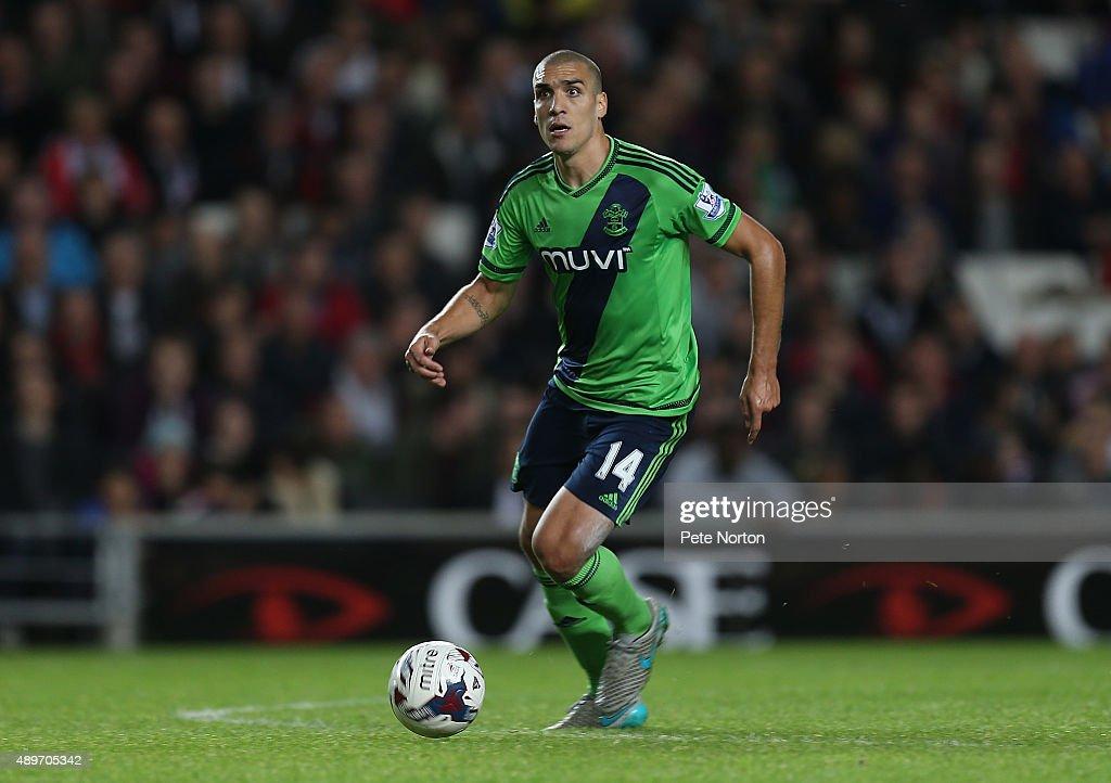 MK Dons v Southampton - Capital One Cup Third Round : News Photo