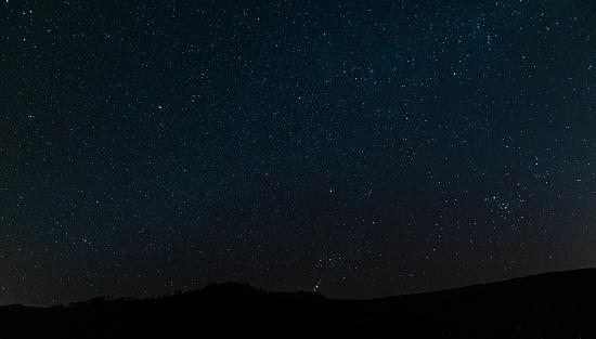 Orions Belt over Thirlmere - gettyimageskorea