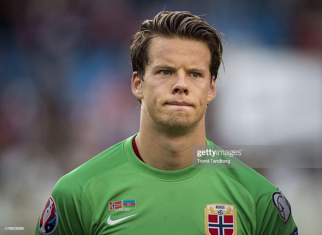 Norway v Azerbaijan: EURO 2016 Qualifier : News Photo