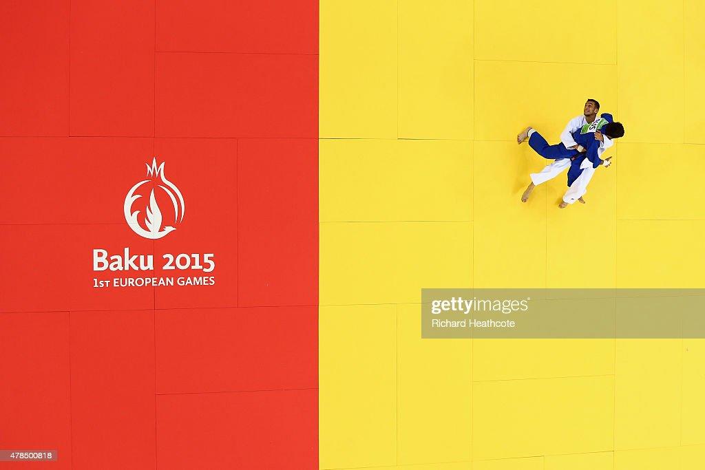 Judo Day 13: Baku 2015 - 1st European Games : ニュース写真