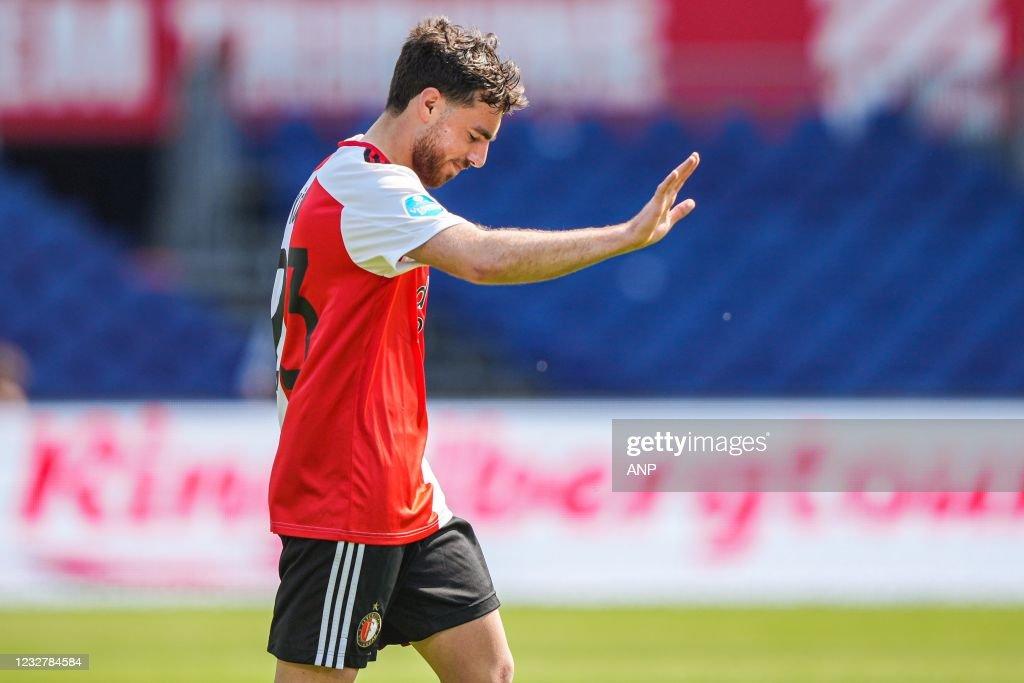 """Dutch Eredivisie""""Feyenoord Rotterdam v Ajax Amsterdam"""" : News Photo"""