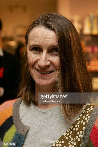 Orla Kiely during Heal's Relaunch THT Doormats Launch May 16 2007 at Heals Kings Road in London Great Britain
