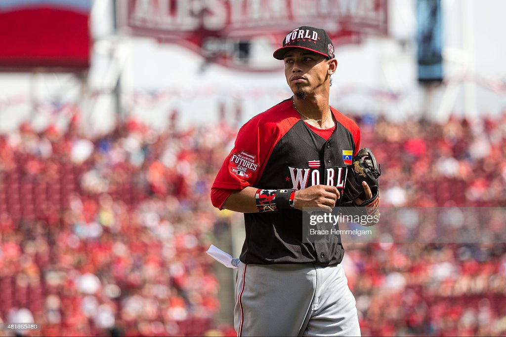 SiriusXM All-Star Futures Game : News Photo