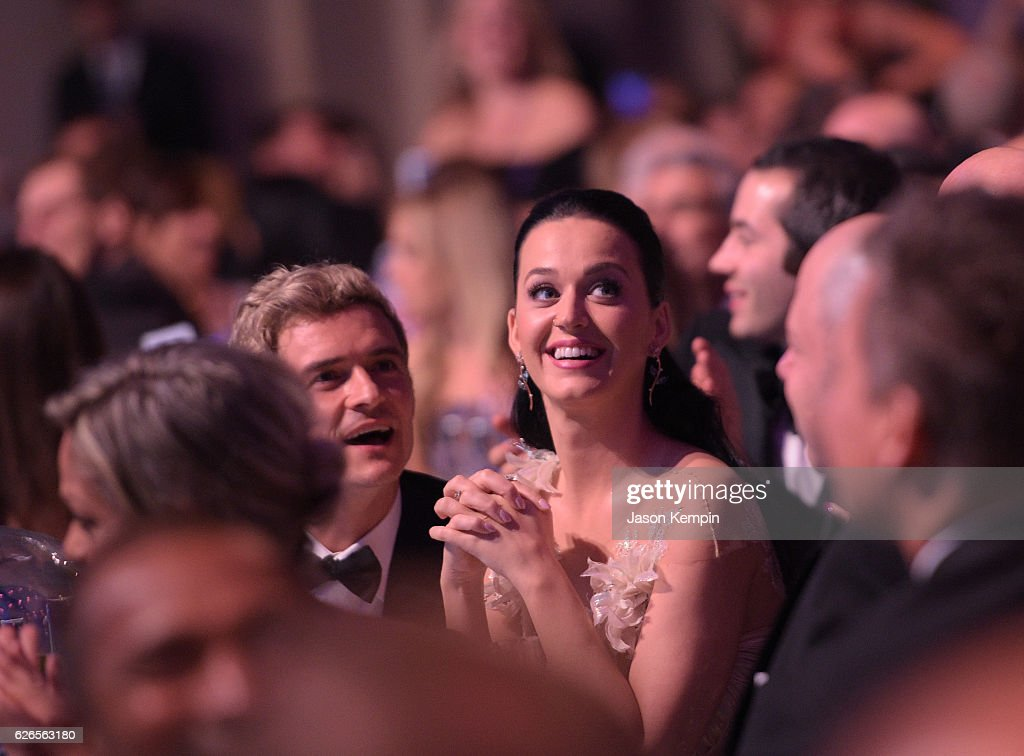 12th Annual UNICEF Snowflake Ball Honoring UNICEF Goodwill Ambassador Katy Perry and Philanthropist Moll Anderson - Inside : News Photo