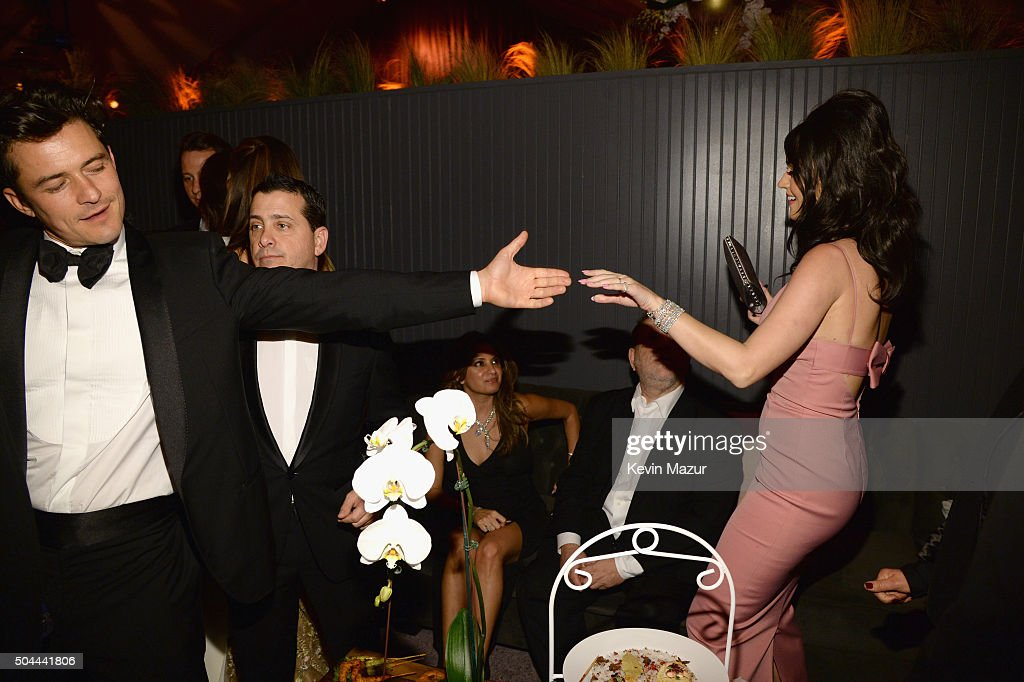 The Weinstein Company And Netflix Golden Globe Party, Presented With DeLeon Tequila, Laura Mercier, Lindt Chocolate, Marie Claire And Hearts On Fire - Inside : News Photo