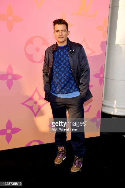 Orlando Bloom attends Louis Vuitton X Opening Cocktail on June 27 2019 in Beverly Hills California