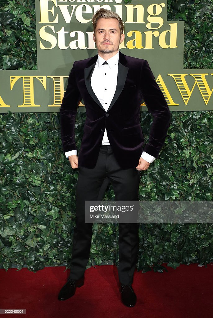 The London Evening Standard Theatre Awards - Red Carpet Arrivals