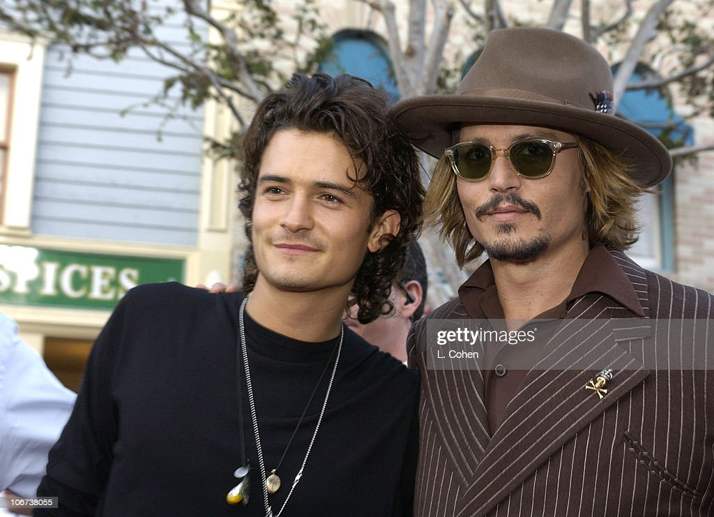 Image result for pirates of the caribbean the curse of the black pearl cast red carpet