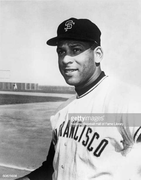 Orlando Cepeda of the San Francisco Giants poses for a portrait circa 195866