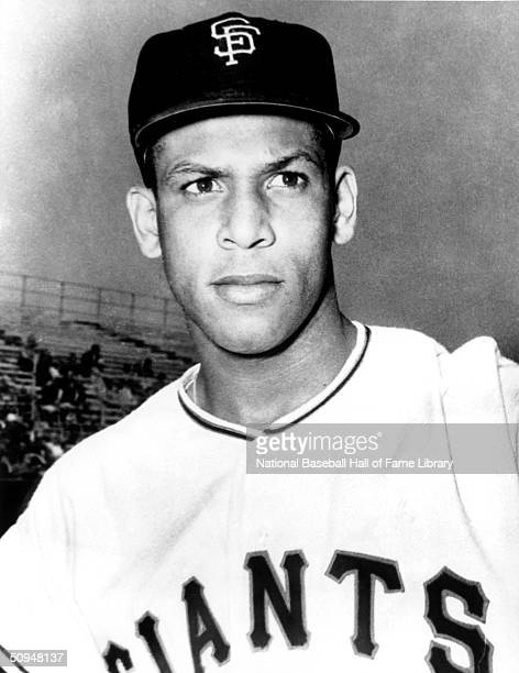 Orlando Cepeda of the San Francisco Giants poses for a portrait Cepeda played for the Giants from 19581966