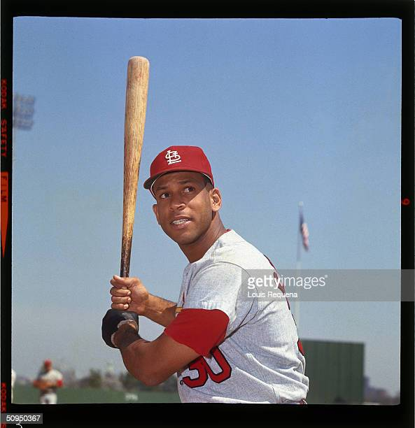 Orlando Cepeda of the St Louis Cardinals circa 1968 Cepeda played for the Cards from 19661968