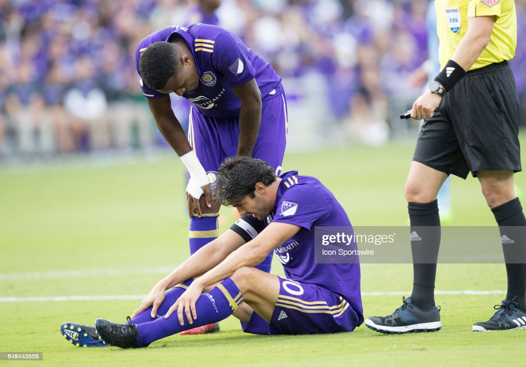 SOCCER: MAR 05 MLS - NY City FC at Orlando City SC : News Photo