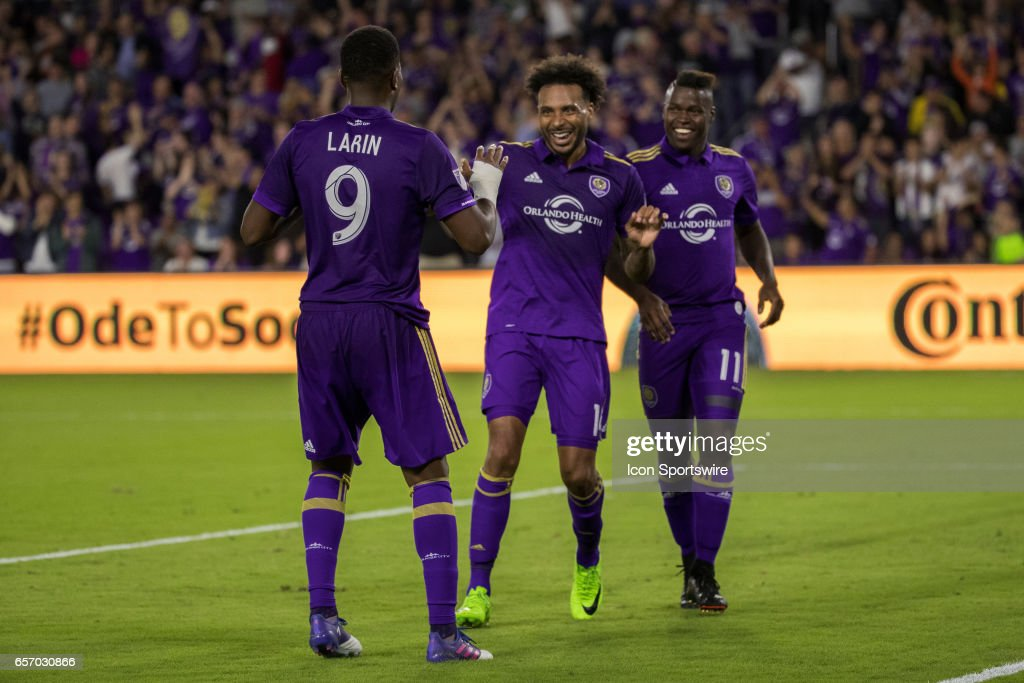 SOCCER: MAR 18 MLS - Philadelphia Union at Orlando City SC : News Photo