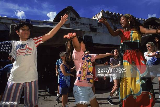 African Village at Animal Kingdom in Disney World
