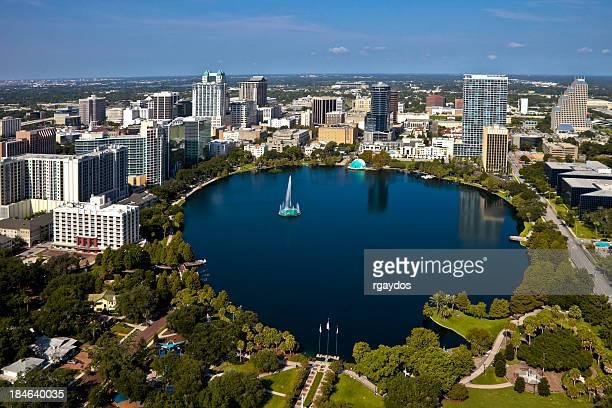 フロリダ州オーランドの街並み - フロリダ州 ストックフォトと画像