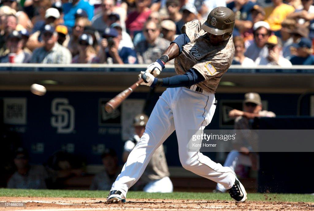 Florida Marlins v San Diego Padres