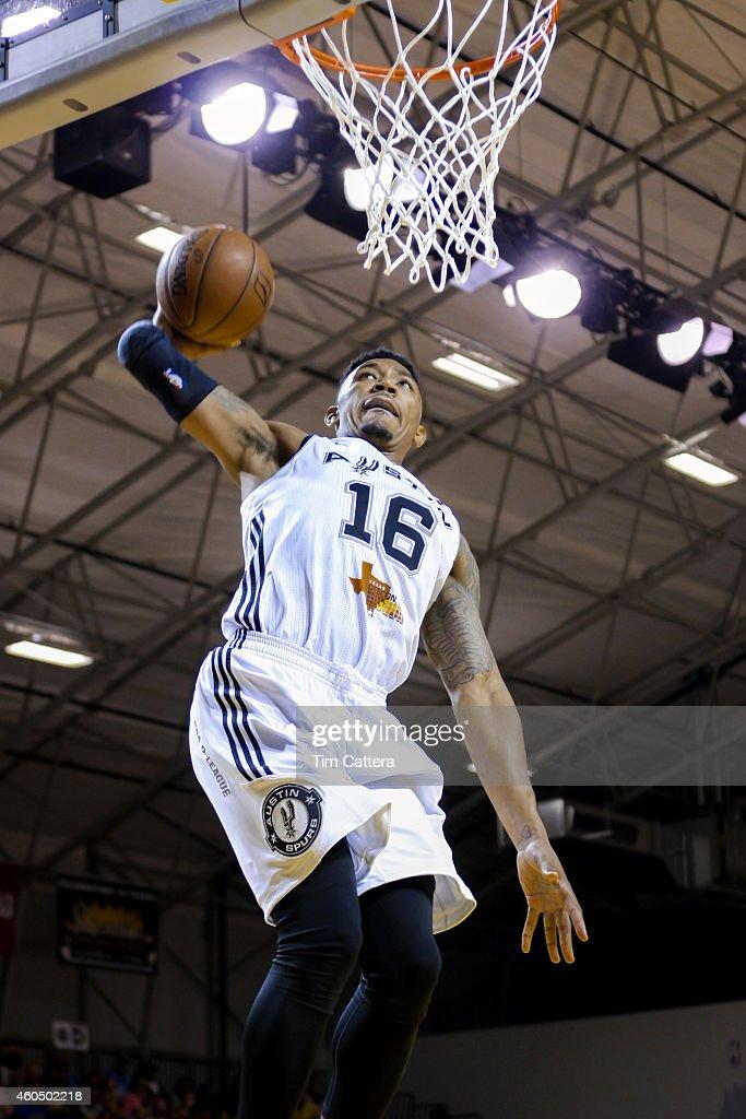 Austin Spurs v Santa Cruz Warriors