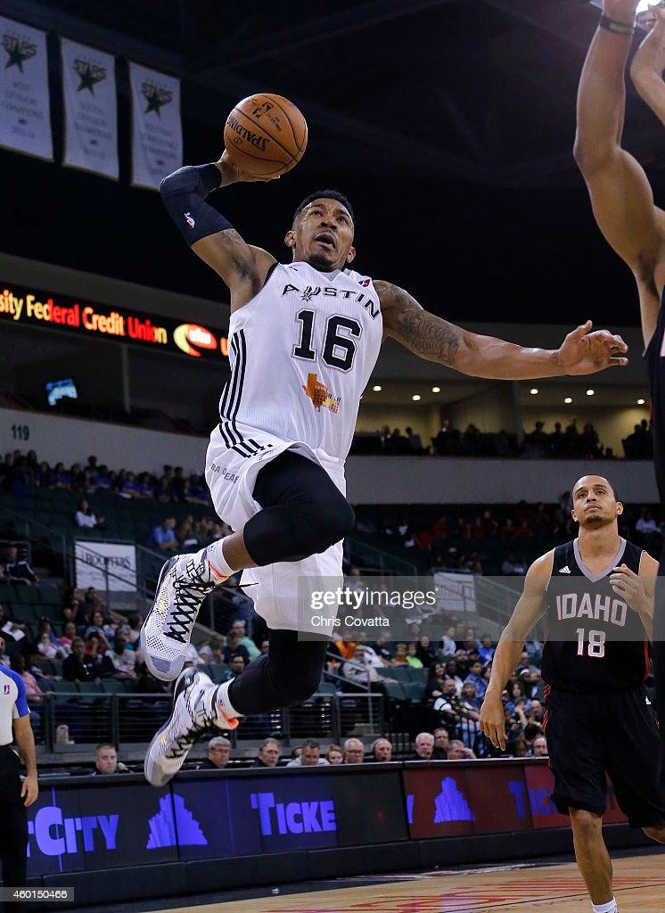 Idaho Stampede v Austin Spurs