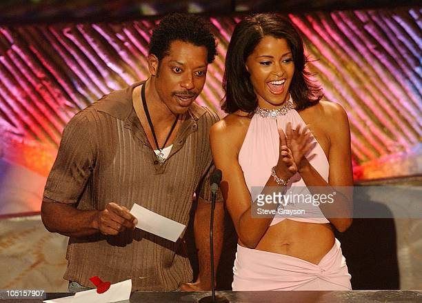 Orlando Jones and Claudia Jordan present the best RB/ Soul single group band or duo