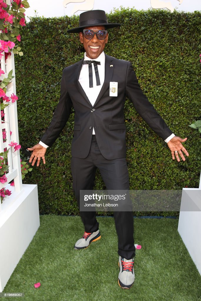 Orlando Jones attends the Comic-Con International 2017 - Geek Chapel: SuperFan Nuptials on July 20, 2017 in San Diego, California.