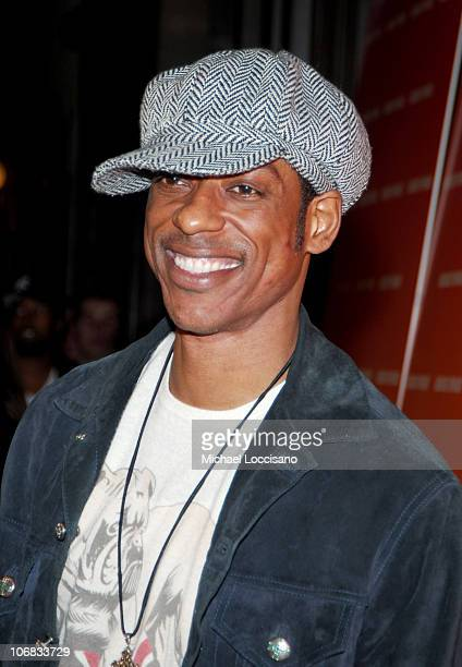 Orlando Jones during Desperate Housewife Nicollette Sheridan Joins ABSOLUT to Host the Launch of their New Flavor APEACH at Koi at the Bryant Park...