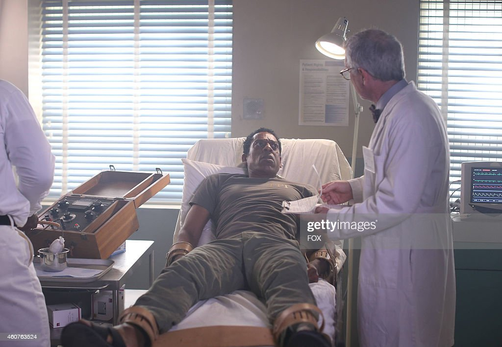 Orlando Jones (C) in the 'The Kindred' episode of SLEEPY HOLLOW airing Monday, Sept. 29 (9:00-10:00 PM ET/PT) on FOX.