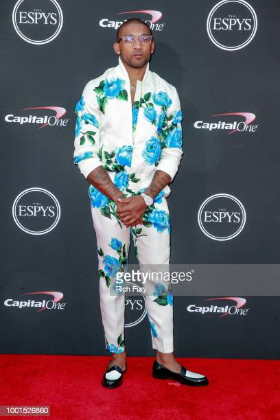 Orlando Scandric attend the 2018 ESPYS at Microsoft Theater on July 18 2018 in Los Angeles California