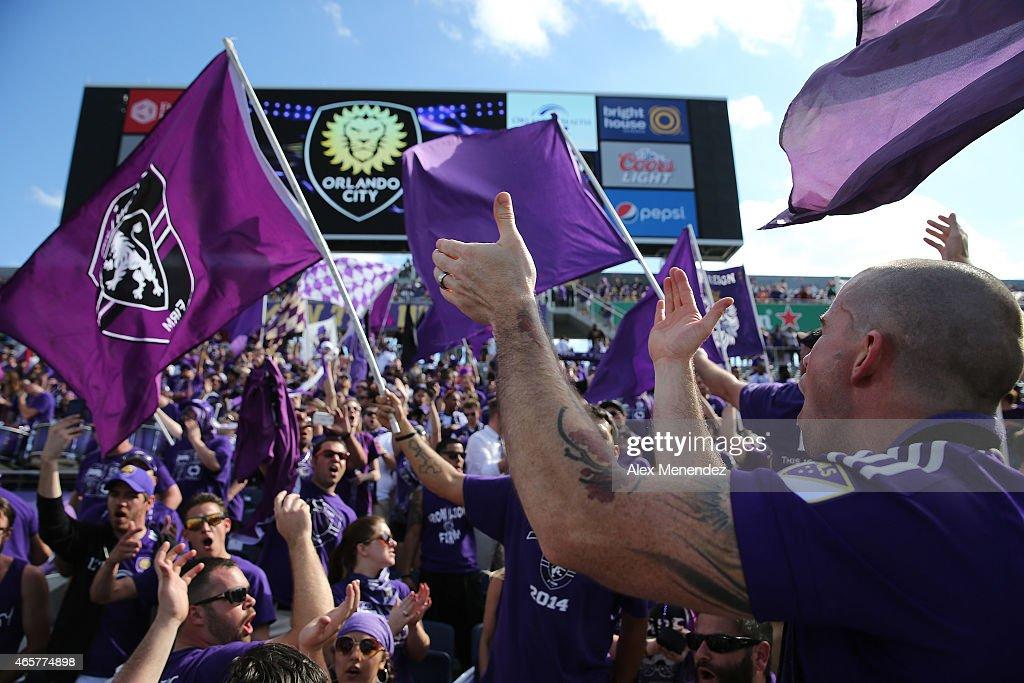 New York City FC v Orlando City SC : News Photo
