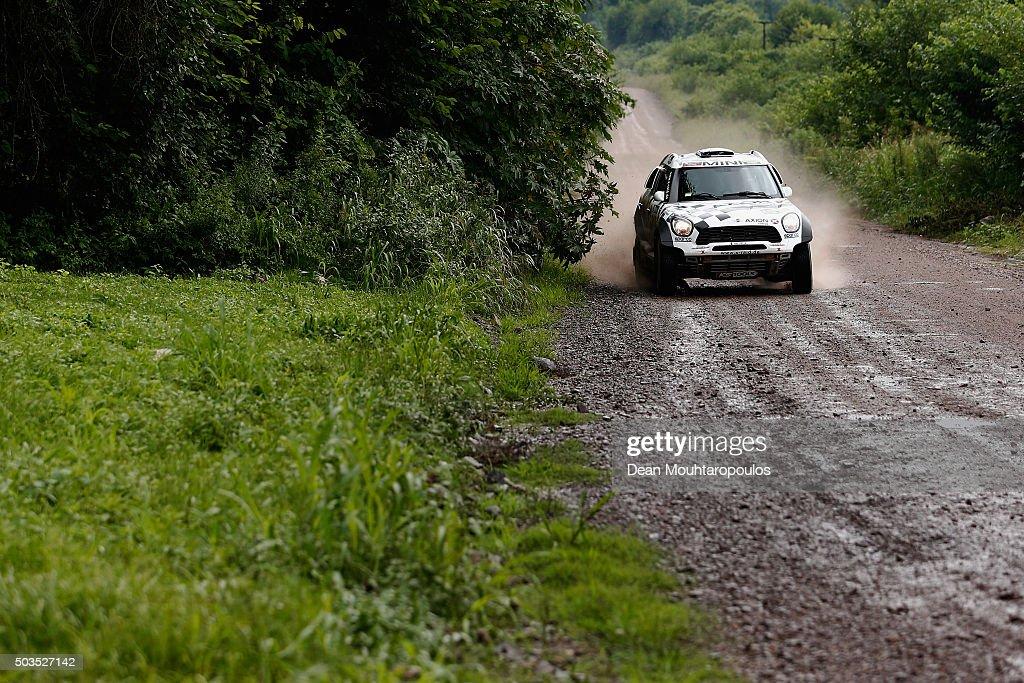 2016 Dakar Rally - Day Three