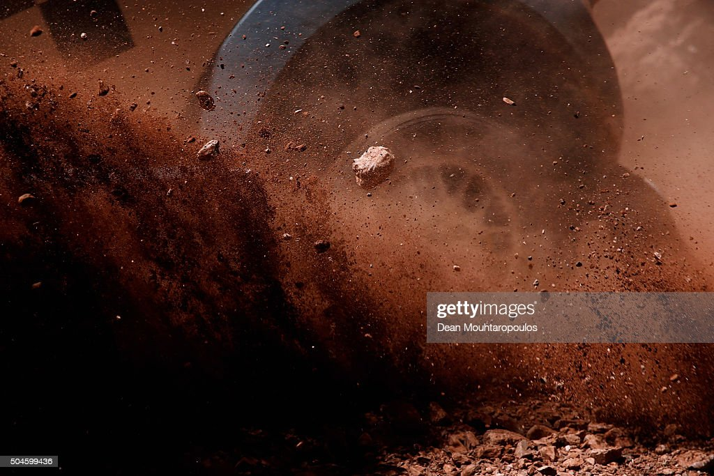2016 Dakar Rally - Day Eight