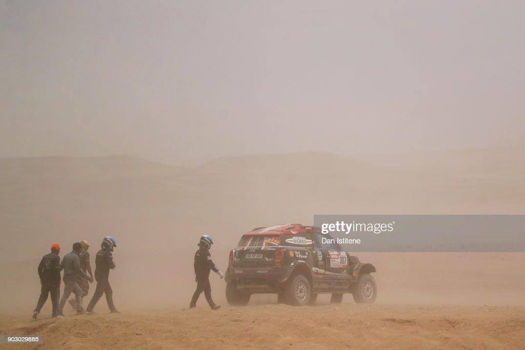 2018 Dakar Rally - Day Four