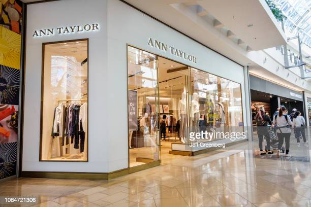 Orlando The Mall at Millennia Ann Taylor womens clothing store