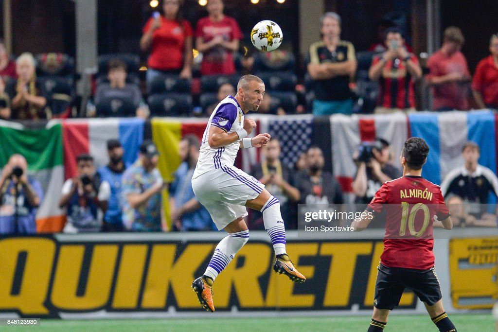 soccer sep 16 mls orlando city sc at atlanta united fc pictures