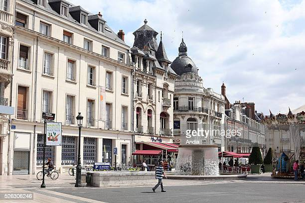 'place du Matroi' square in the city centre
