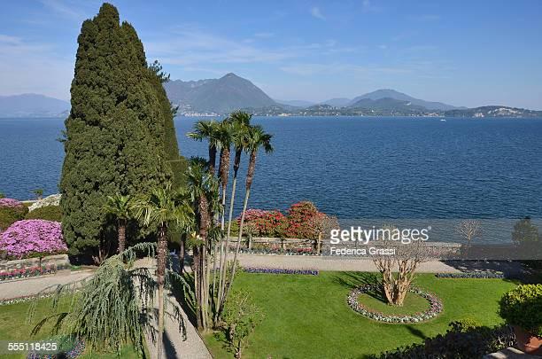 Ornamental Garden on Isola Bella, Lake Maggiore