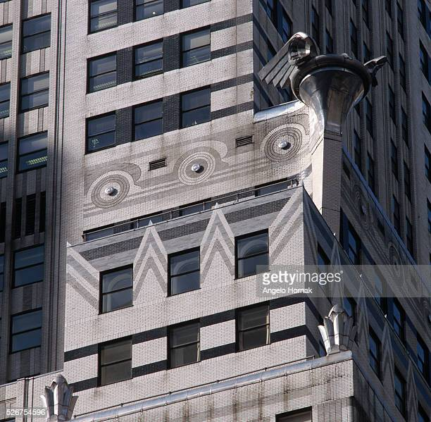 Ornamentation on the Chrysler Building