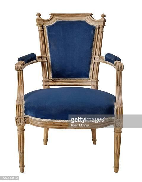 Ornate Antique Armchair